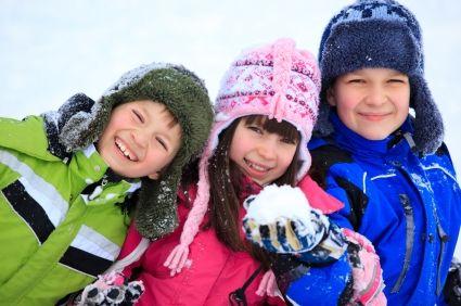 Child-Winter-Safety